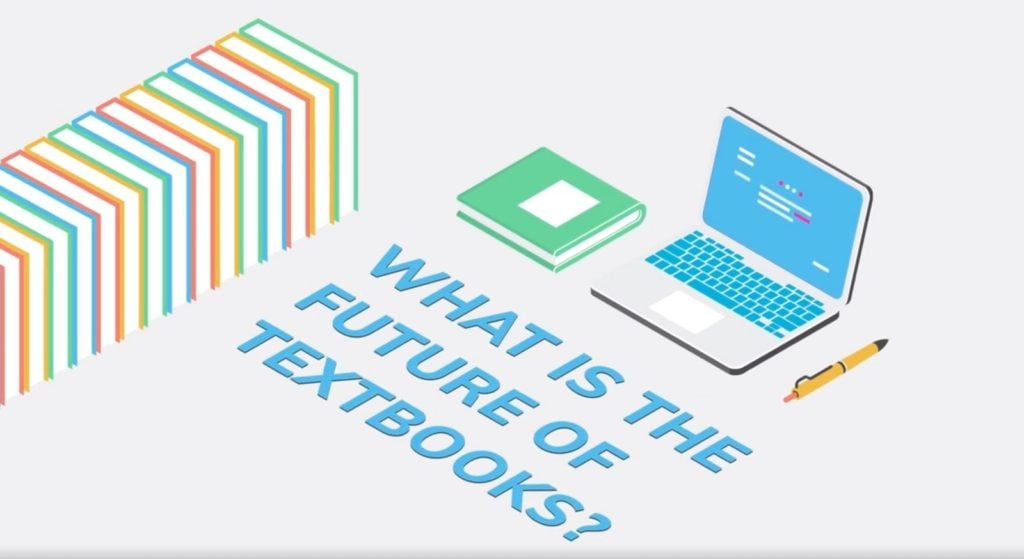 What is the Future of Textbooks?