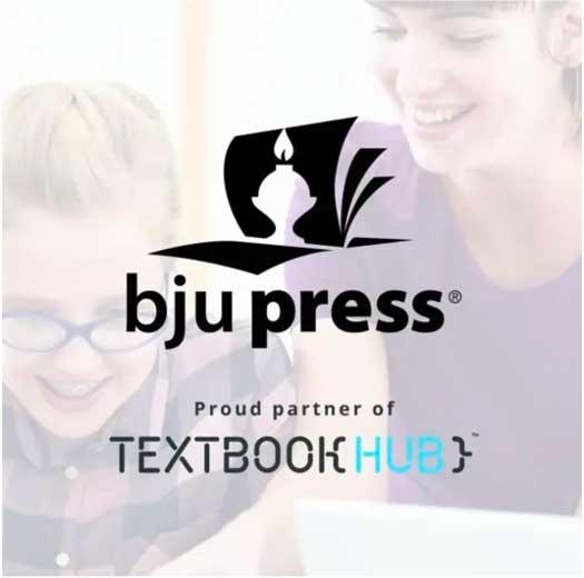 TextbookHub and BJUPress