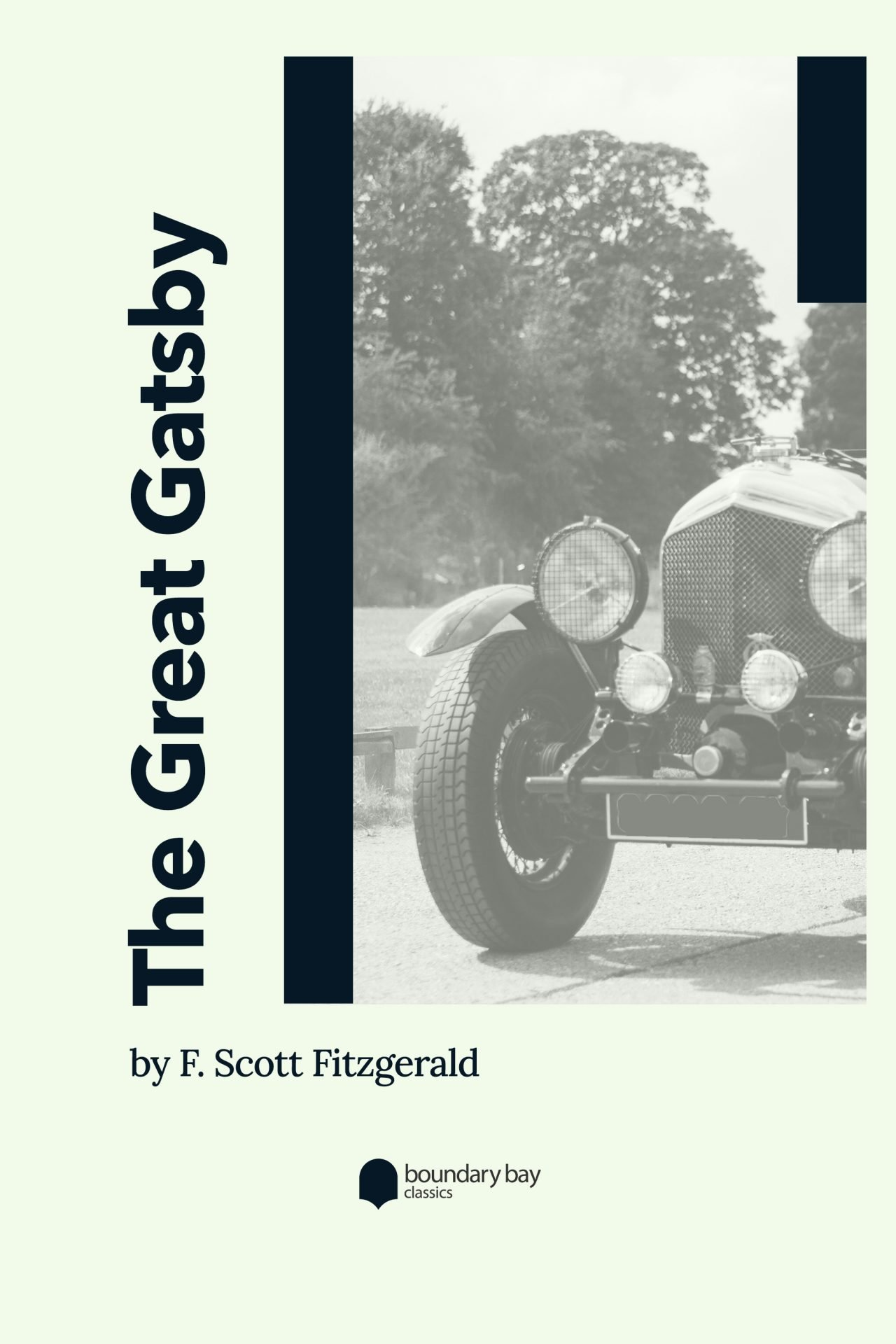 Print and Digital The Great Gatsby