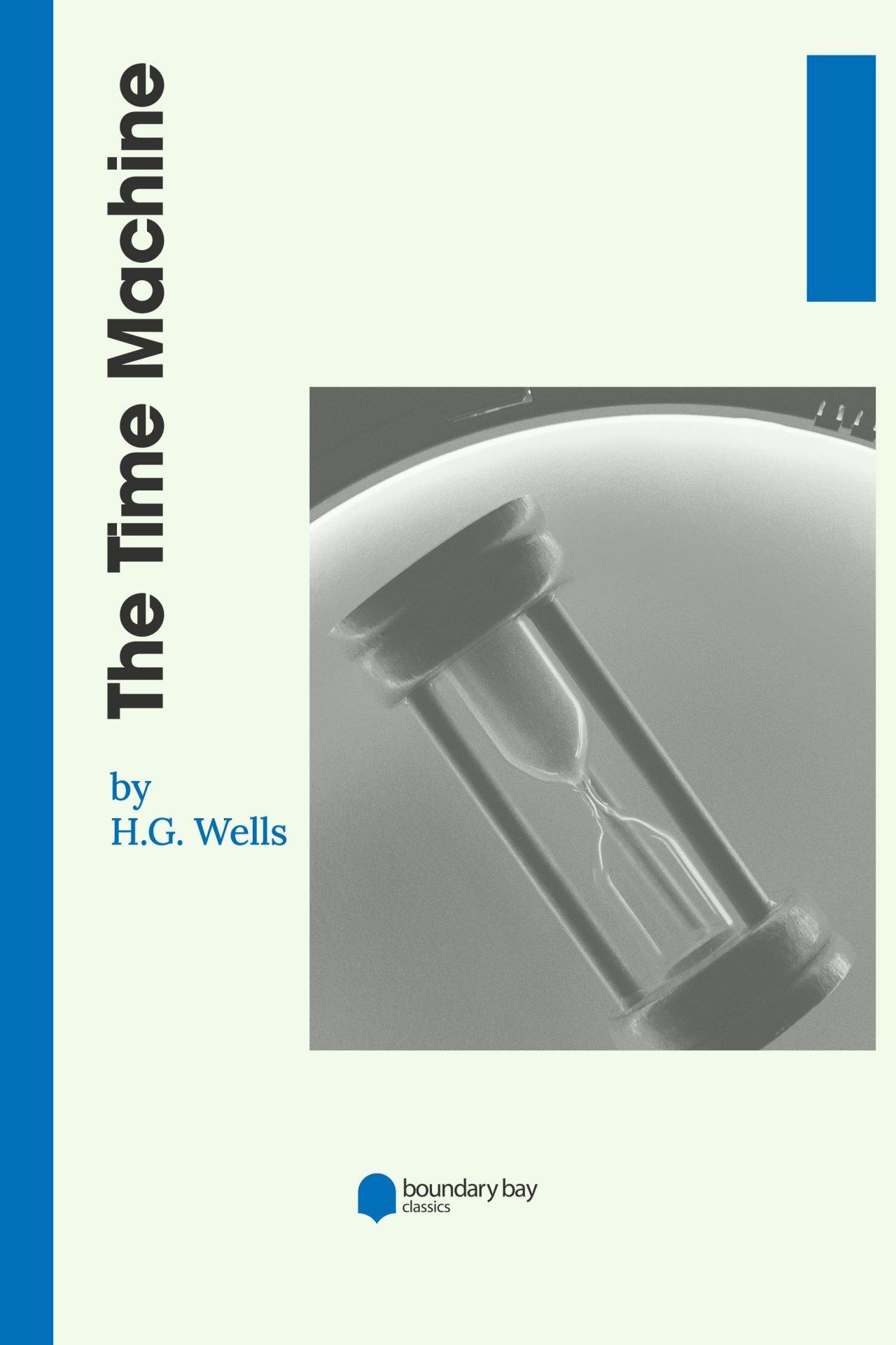 Print and Digital The Time Machine