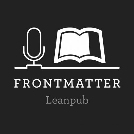 Listen to Simon Collinson on the Frontmatter podcast.