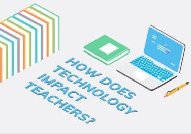 How does technology affect teachers?