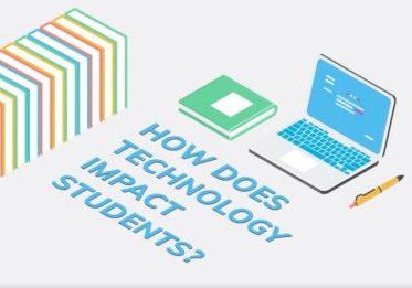 How does technology impact students